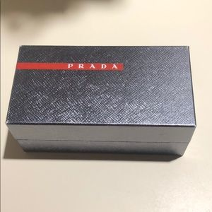 Prada Eyewear (Sport Style Sunglasses)